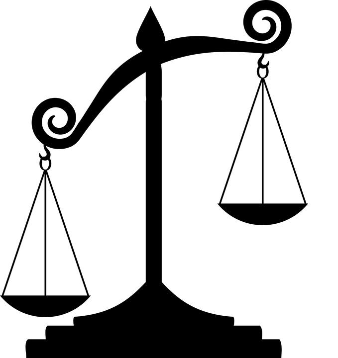 Balanza desigual