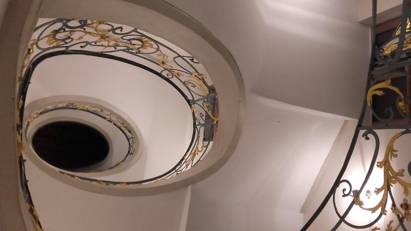 Spiraltreppe Berlin asc.