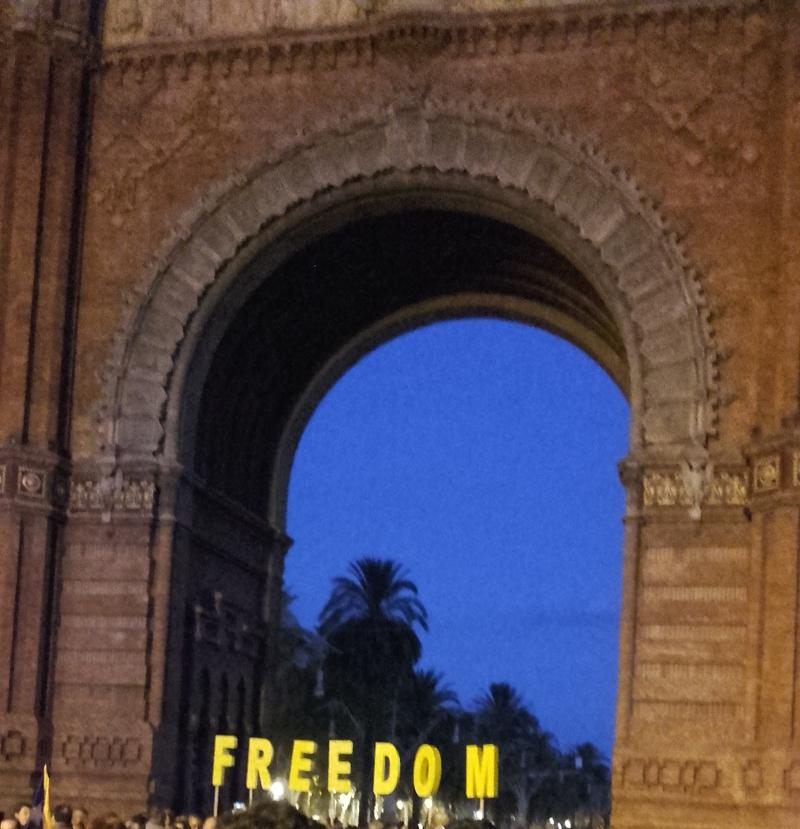 Freedom .1 d'octubre